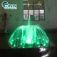Front yard garden pond waterfall fountain water,green fountain with led light