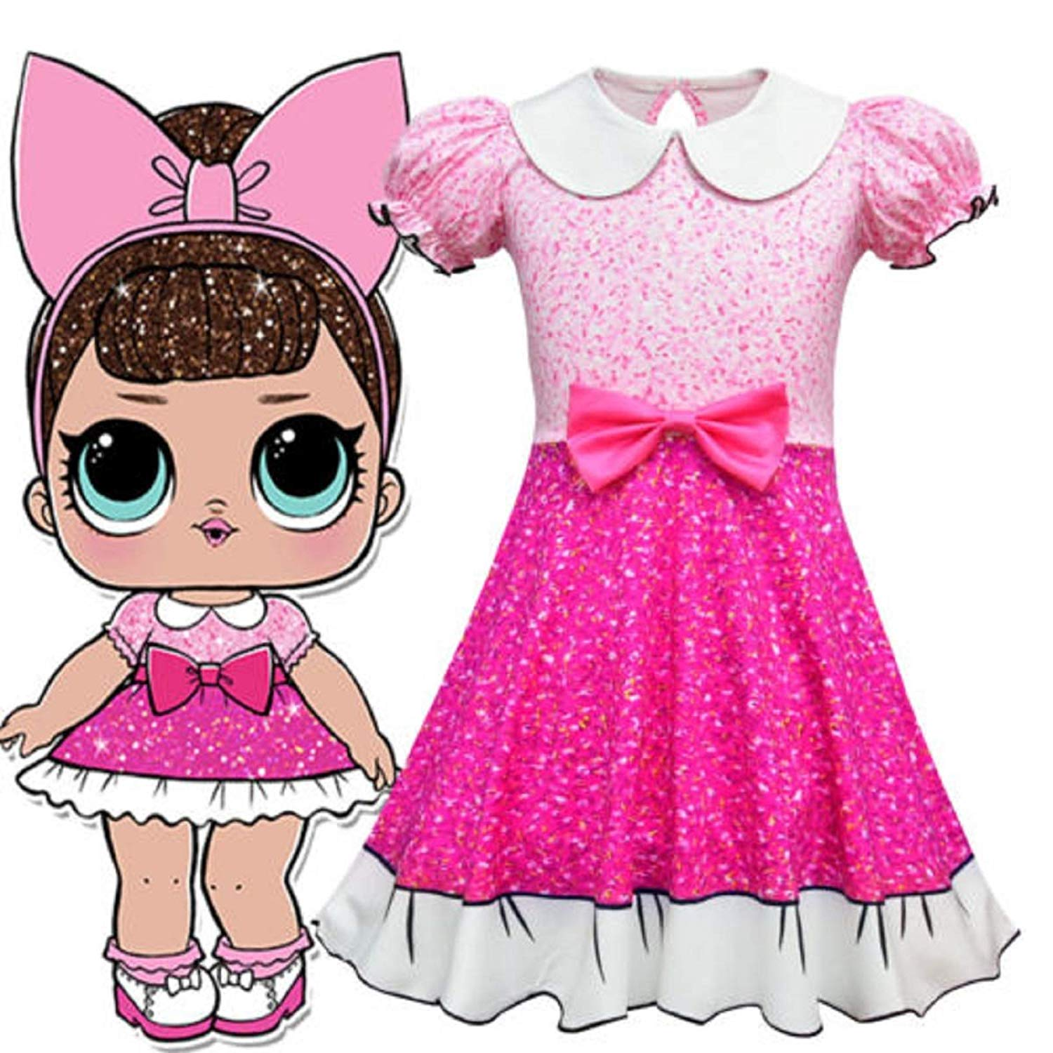 lol surprise dolls dress - HD 1100×1100