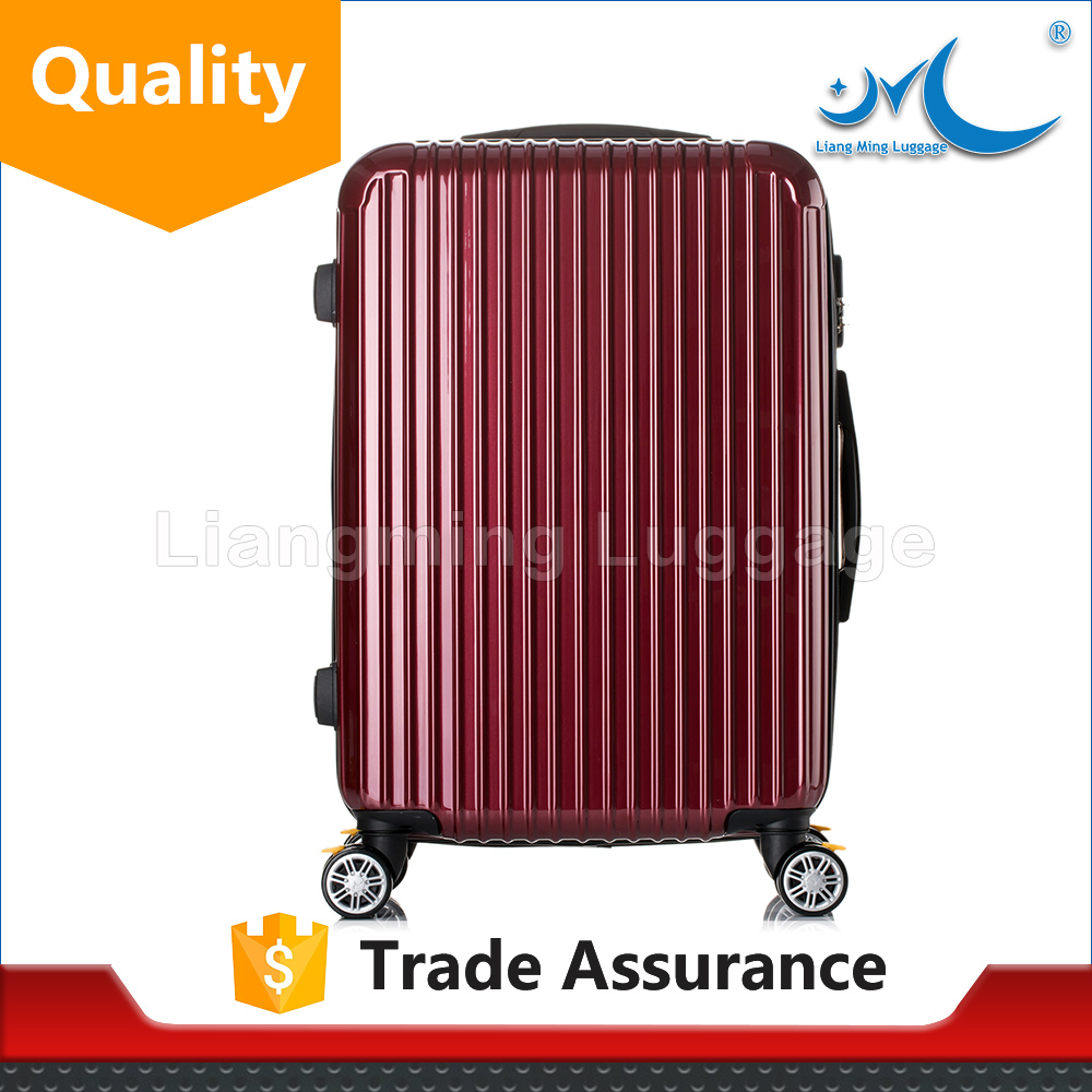 2017 aluminium metal suitcase,hot selling bags and luggages