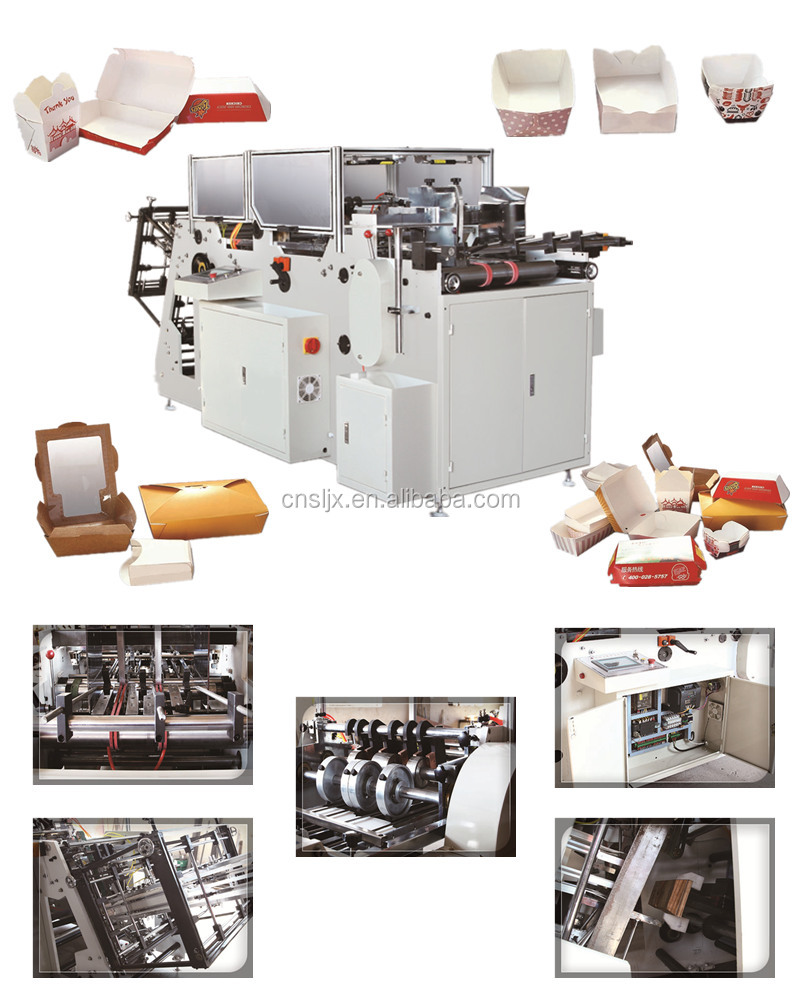 SHB Full automatic chips box forming machine with high quality