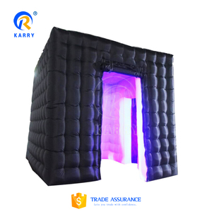 Wholesale inflatable tent,exhibition inflatable yard tent,inflatable photo booth tent