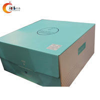 Print logo cheap large cake box