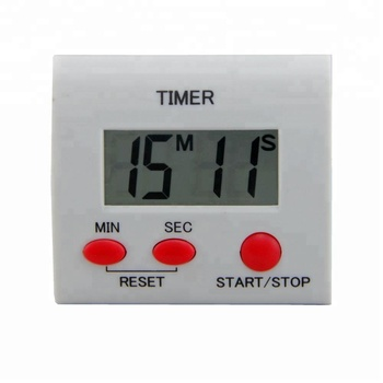 large lcd digital countdown timer minutes and seconds tl8016 buy