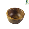 Nice design and good use acacia wooden Versatile serving bowl