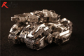 RealTS MU 3D Metal Puzzle Star Craft Terran Siege Tank Model SAST N01 DIY 3D Laser