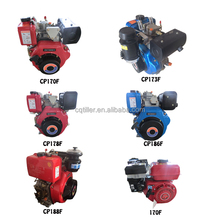 Different HP gasoline engine and diesel engines