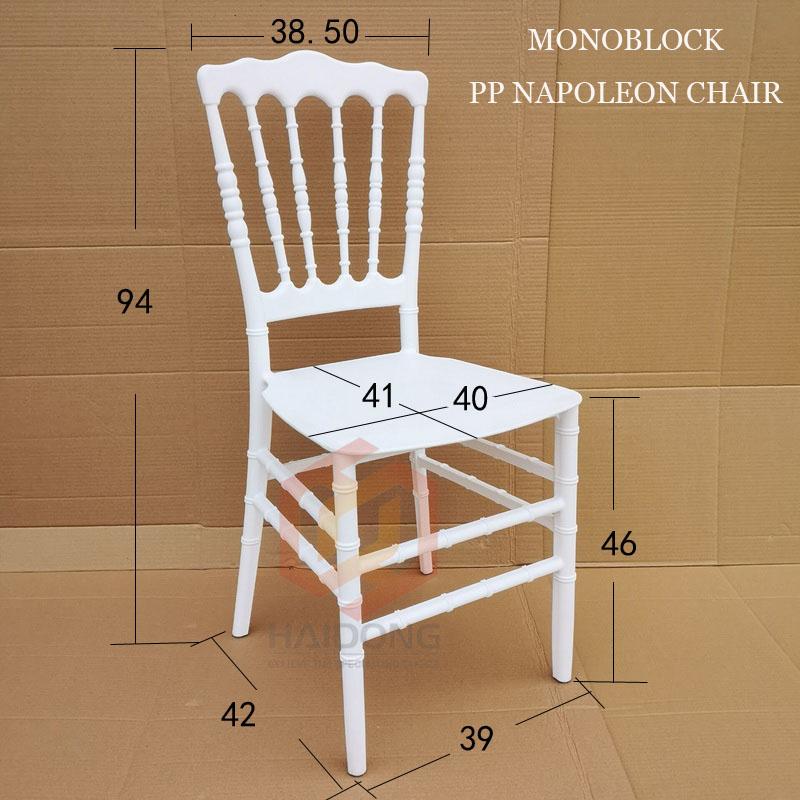 PP Chair Napoleon Size
