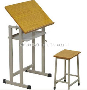 Folding Engineering Drafting Table Architecture Drawing Tables