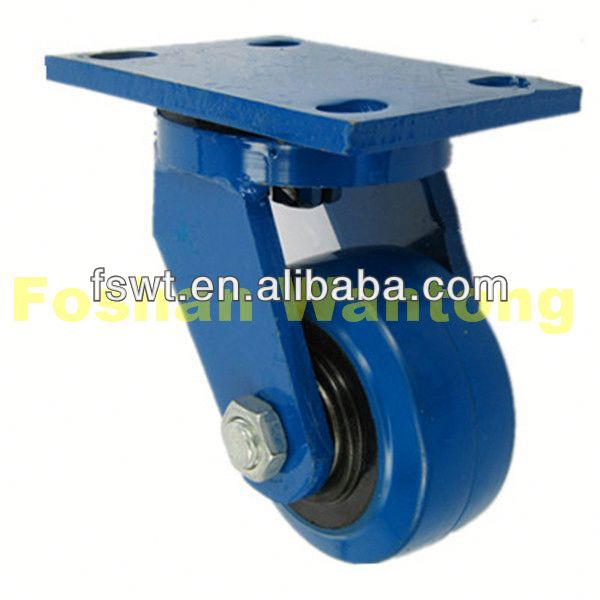Heavy Duty Rotating Hardware Furniture Trolley chair base caster