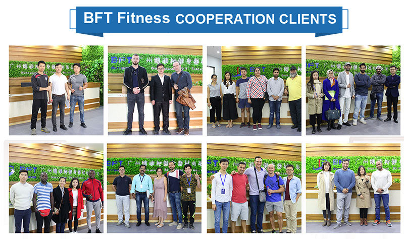 bft fitness customers