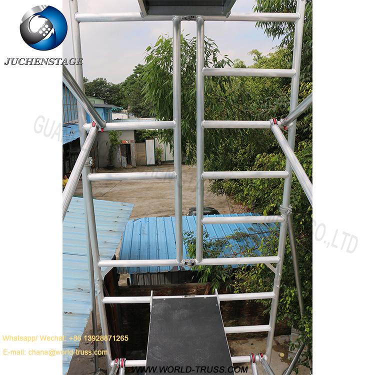 129 Pipe Key Clamp Kee Tube Klamp Scaffold Handrail Fitting Q