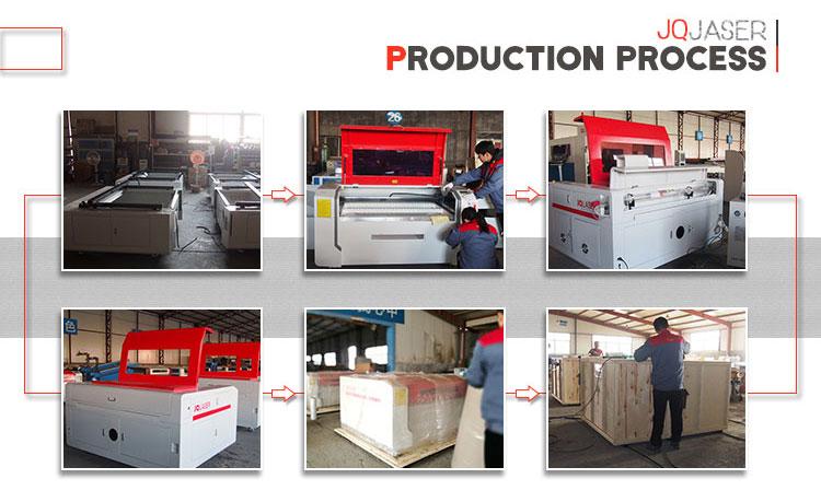 High quality foam co2 laser cutting machine