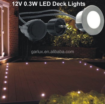 outdoor led deck lights. waterproof mini led deck lights for indoor and outdoor small stair step lighting i