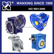 CE automatic packing product line Blue worm 90 100:1 Speed reducer Gearbox