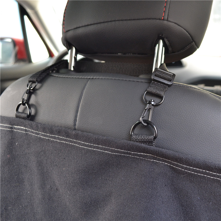 Durable Travel Dog Car Seat Cover