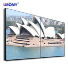 Unique Motion Supplement Image Processing Big Screen Advertising LCD Player