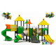 Amusement park outdoor playground for children