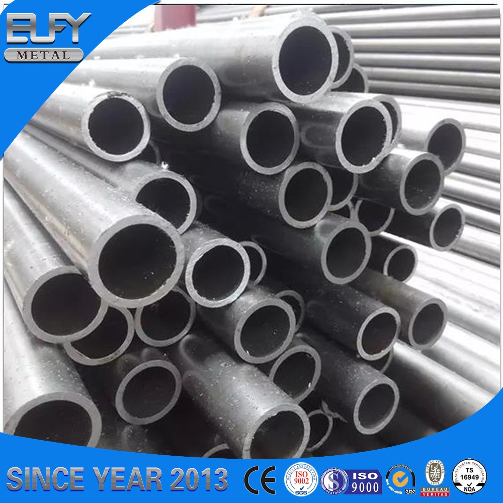 Factory price 7075 T6 High Precision Seamless Round Aluminum alloy Tube Profiles for Aircraft
