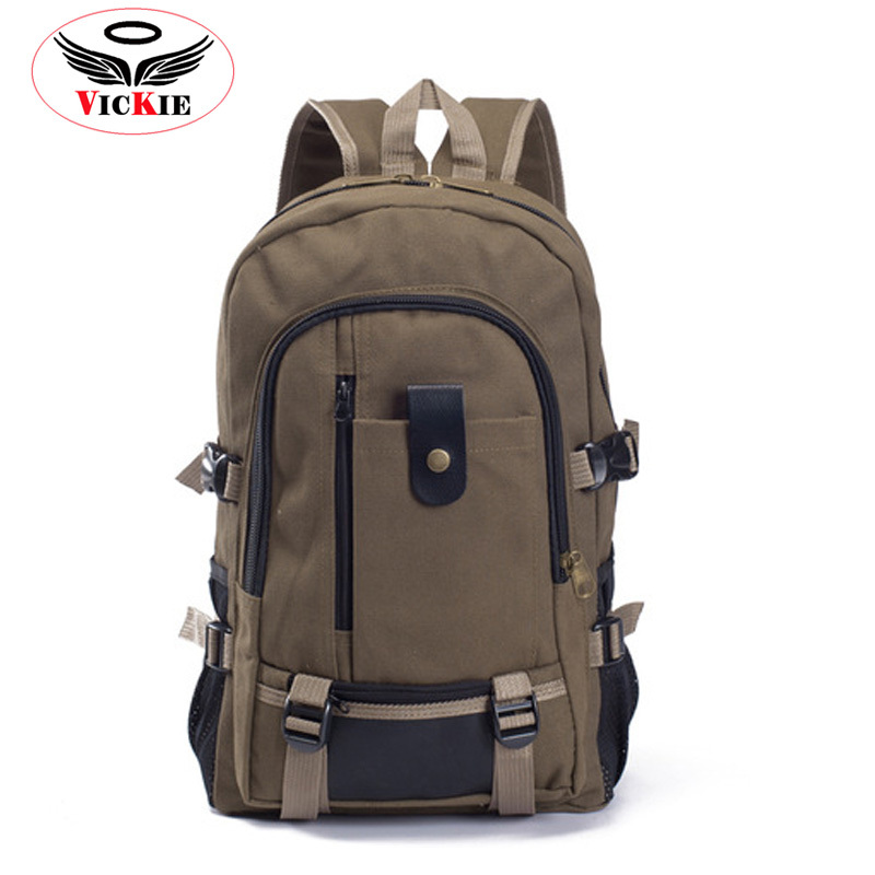 2015 Factory Price Men&Women Backpacks Canvas Sport Backpack Brand Hiking Camping Bag Couples Backpacks Quality Backpack Mochila