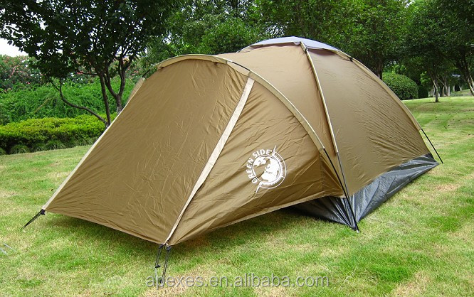 Modern Customized High Quality Luxury Outdoor Anti-Uv Family Camping Tent
