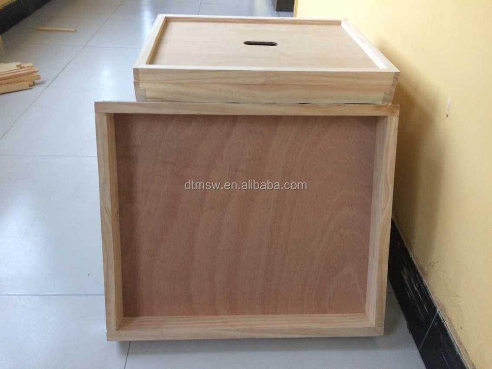 8/10 Rahmen Standard-größe Langstroth Bienenstock Box - Buy ...