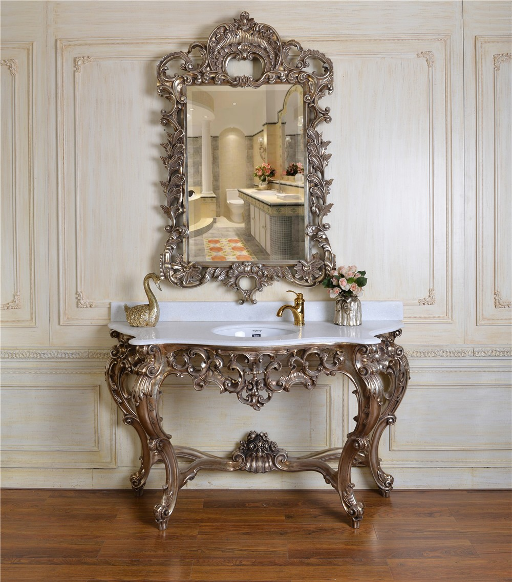 63adm103 baroque room decorative framed mirror with c805 for Plastic baroque mirror