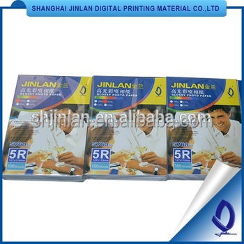 Competitive price photo paper wall transfer for textil