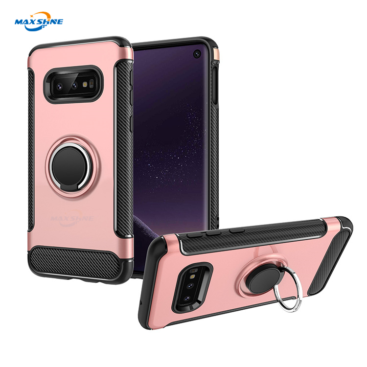 Wholesale Real Carbon Fiber Cell Phone Case For Samsung S10 S10 Plus S10E Case