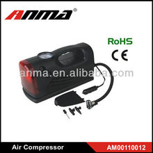 Stong ABS material 12v dc air conditioner compressor
