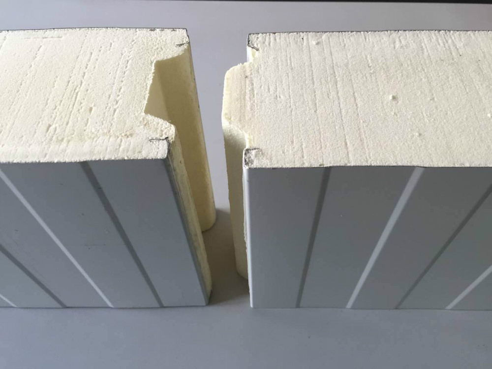 Polyurethane Foam Panels : Mm pu polyurethane foam sandwich panel buy