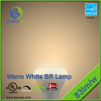 Led 13.5 Watt (75w) 1100 Lumen Br30 Recessed Can Light Bulb ...