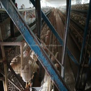 Anticorrosion galvanized iron alloy battery cage