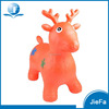 Comfortable Inflatable toys for kids Inflatable animals horse toys