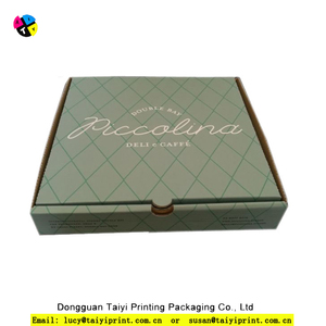 custom printed wholesale cheap pizza box