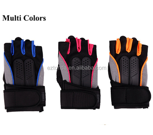 handmake cute thermalfingerless sports gloves