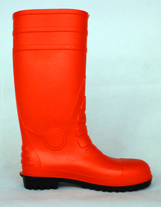 Chinese cheap new design comfortable footwear pvc upper material boots