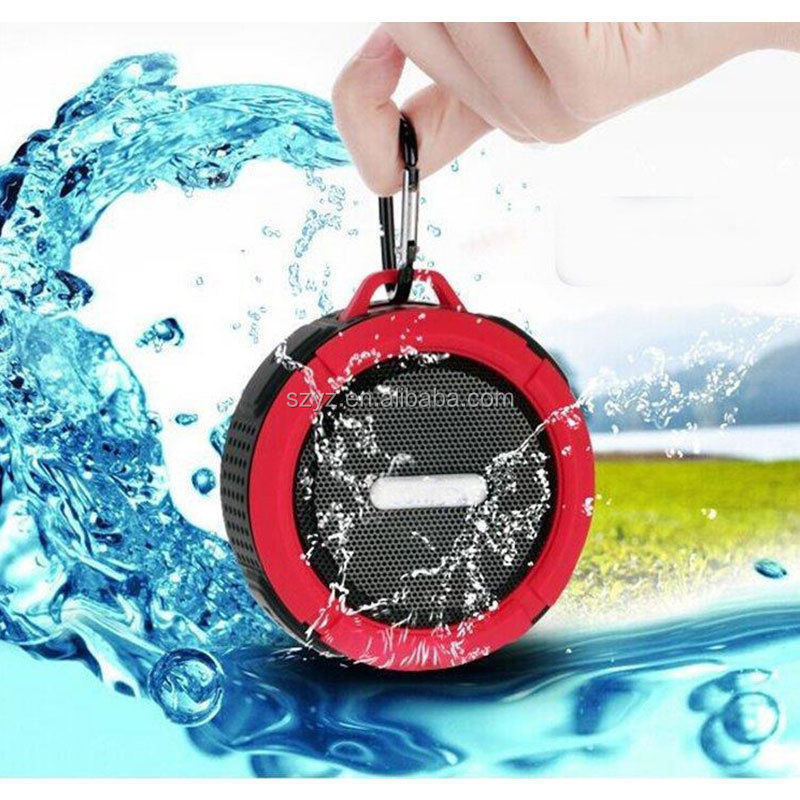 2017 HOT sale Mini Waterproof Bluetooth Speaker, Gadget Speaker Bluetooth, Water Proof Bluetooth Speaker