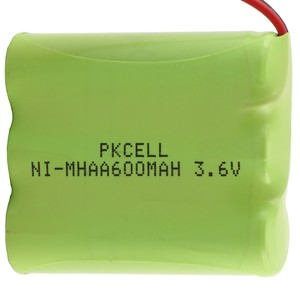 5v rechargeable battery nicd nimh battery pack 500-5000mah
