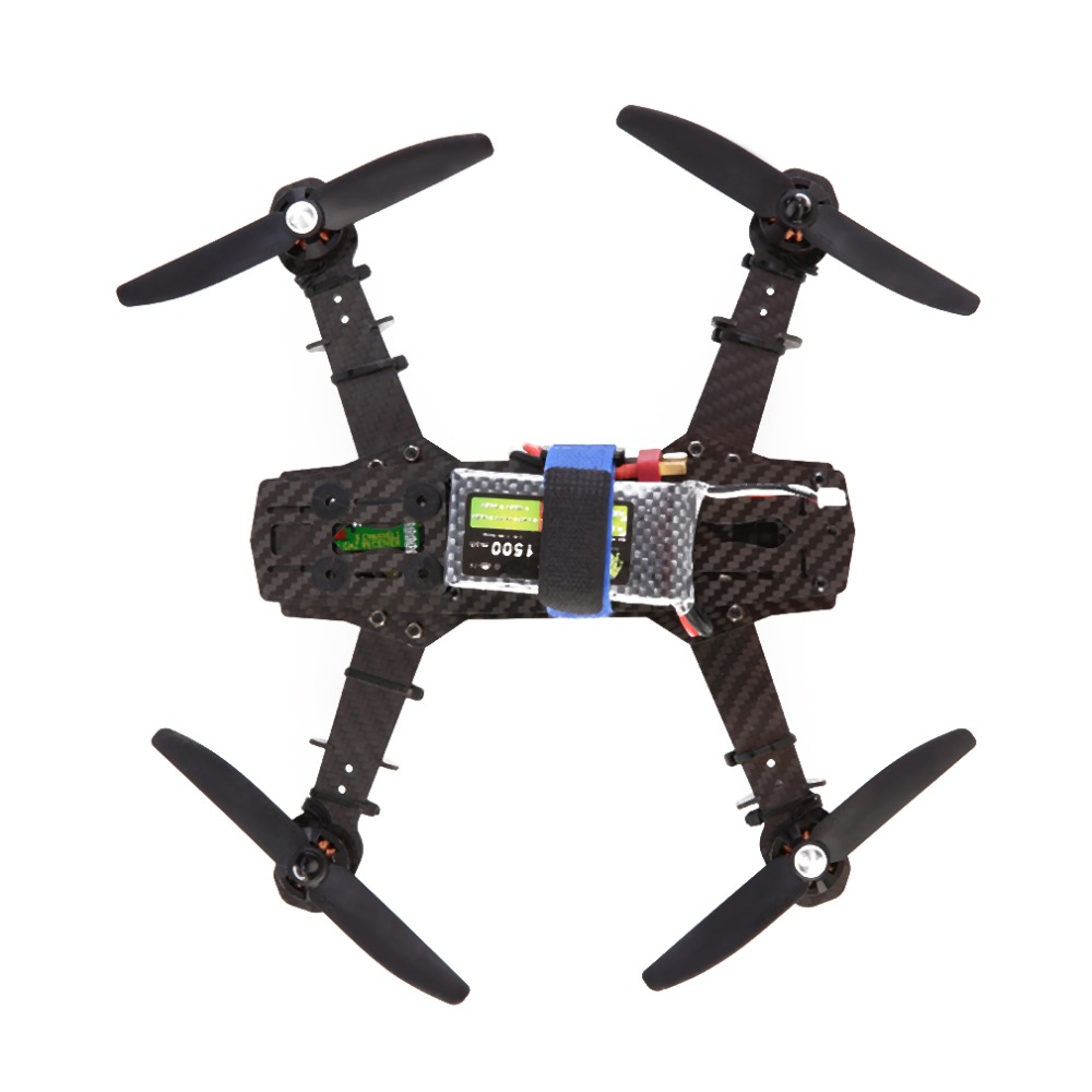 Ocday Carbon Fiber Mini 250 Quadcopter Frame Racing Drone Rtf Ready ...