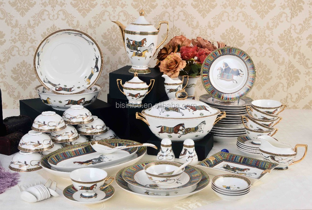 China Horse Dinnerware China Horse Dinnerware Manufacturers And & Enchanting Horse Dinnerware China Images - Best Image Engine ...