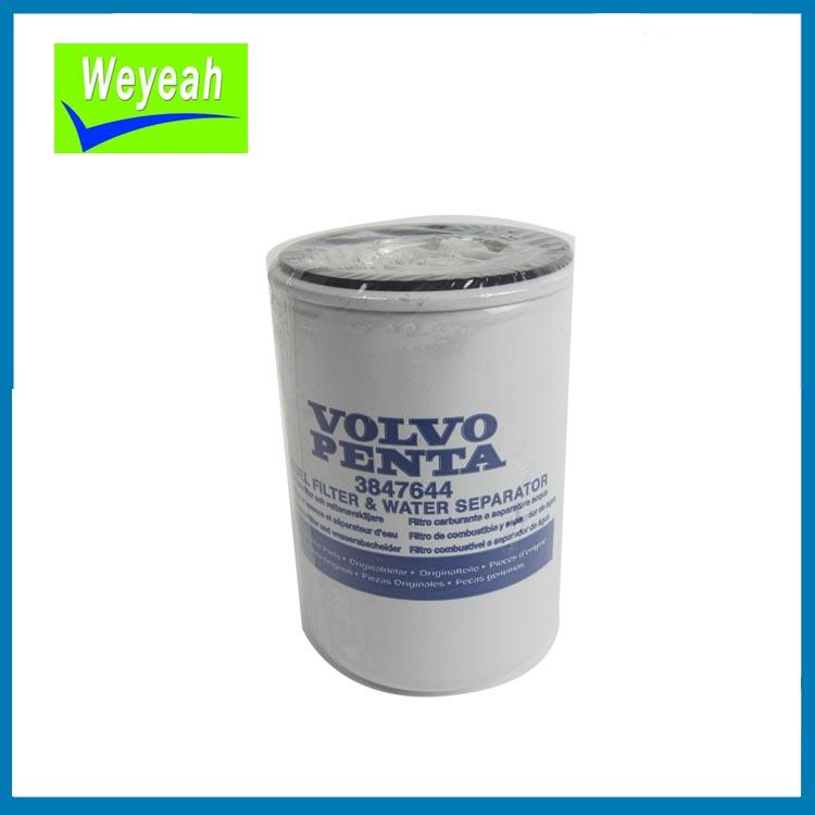 3847644 Volvo Penta Water Separating Fuel Filter Genuine OEM