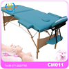 PVC couch cover for massage table 2 foldable with free carry case