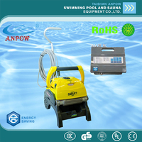 Swimming pool automatic suction machine controller robot cleaner