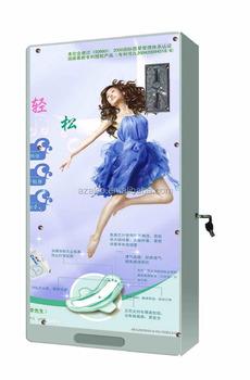 Wall Mounted Panty Liner Vending Machine - Buy Panty Liner ...