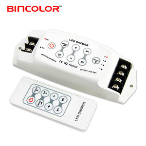 BC-311RF DC12V conference indoor running light dimming light dimmer led controller