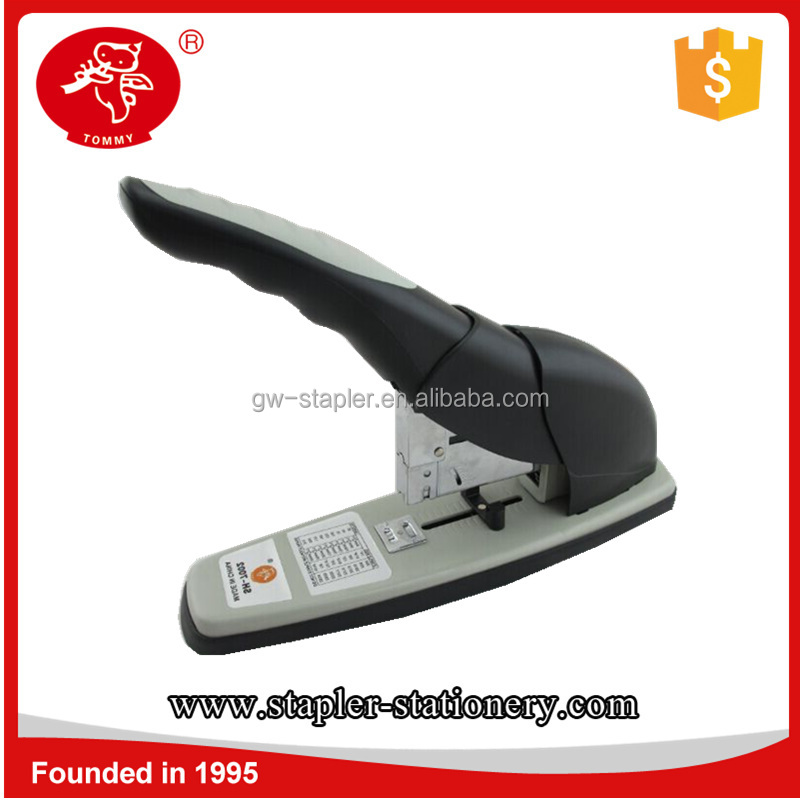 Professional Factory High Quality Office Jumbo Labor Saving Stapler