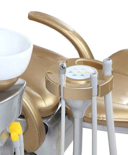 Luxury multifunctioinal memory function left right hand Dental Implant dental chair unit