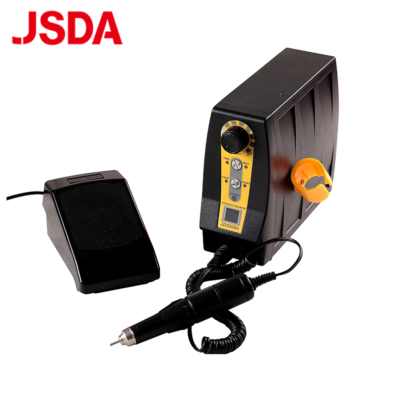 JSDA jd 5500b professional cheap nail drill for nail studio