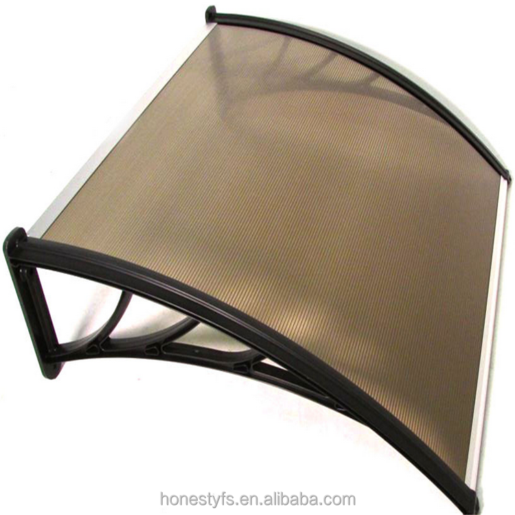 Best Selling Aluminum window door Canopy/ Rain Awning of Honesty Group