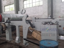 Toilet tissue paper roll machinery/reeling machine in paper making industry/ paper rolling machinery